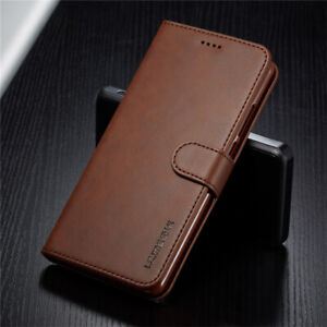 For-Samsung-Galaxy-Note-10-Plus-PU-Leather-Magnetic-Wallet-Flip-Case-Cover-Stand
