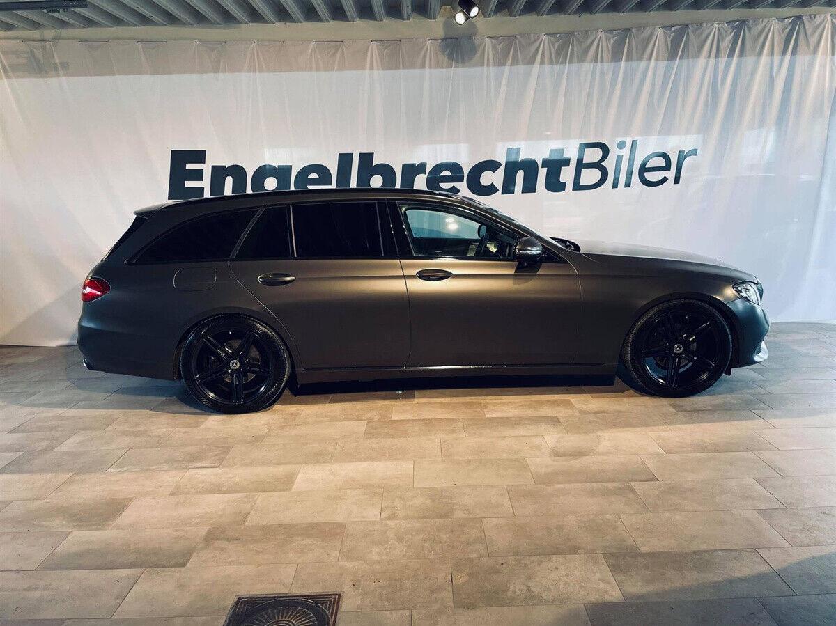 Mercedes E220 d 2,0 Avantgarde stc. aut. 5d - 374.900 kr.