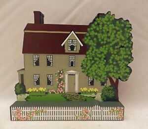 Shelia-039-s-Collectibles-The-Old-Manse-1998-Signing-Event-piece-SOP98