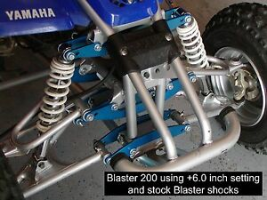 Yamaha-Blaster-200-A-arms-amp-Shocks-ATV-Widening-Kit-6