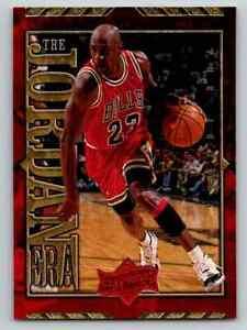 1999-00 Upper Deck The Jordan Era Michael Jordan #JE13 Original