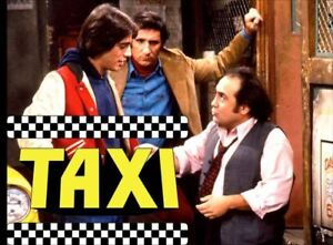 TAXI Show 80s & 90s Posters Teen TV Movie Poster 24X36 B | eBay