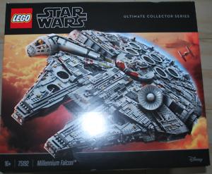 75192-LEGO-Star-Wars-Millenium-Falcon-Neu-in-OVP-Brandnew-Sealed