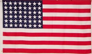 48-STAR-American-UNITED-STATES-FLAG-3x5-ft-1912-1959-Lightweight-Print-Polyester