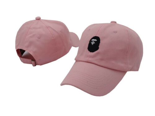A BATHING APE BAPE hip hop canvas hat sports Topee baseball cap unisex