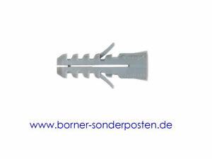 Spreizduebel-Fischer-S-5-5-x-25-mm-Duebel-Kunststoff-100-Stk-50105-neu-OVP