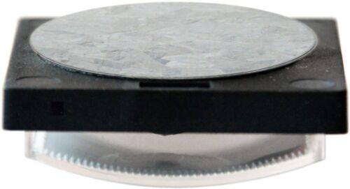 RICHTER Mini Bimetall Thermometer mit Magnethalter HR Art 4527