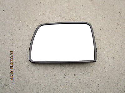 NEW Wing Mirror Glass JAGUAR S TYPE Driver side 02-/>
