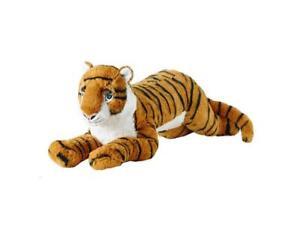 Ikea Djungelskog Large Soft Toy Tiger 70cm Childrens Play Uk B786