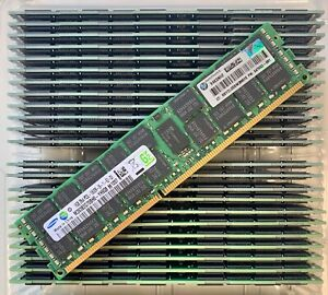 128GB-8x16GB-DDR3-PC3-10600R-ECC-Reg-Server-Memory-RAM-HP-Z800-Workstation