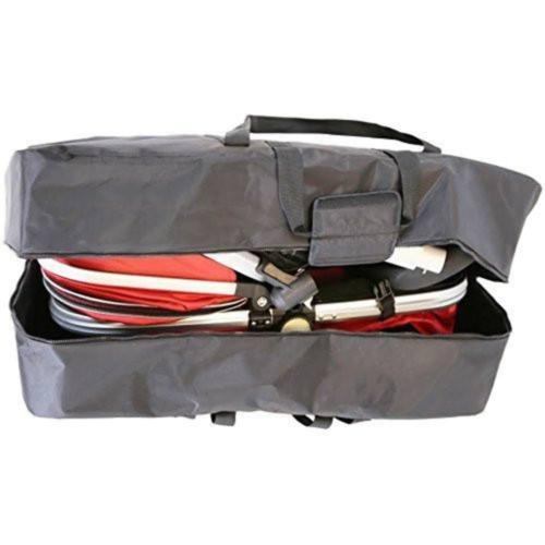 ISafe grandes vacances Unique Sac de voyage bagage Heavy Duty Design pour landau système