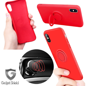 Magnet-Ring-Holder-Car-Case-For-Samsung-Galaxy-S8-S9-S10-Plus-Note-10-9-8-Cover