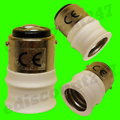 HIGH QUALITY GU10 To SES E14 Holder Adaptor Converter UK SELLER FAST DISPATCH