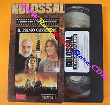 VHS film IL PRIMO CAVALIERE Kolossal Sean Connery Richard Gere (F135) no dvd