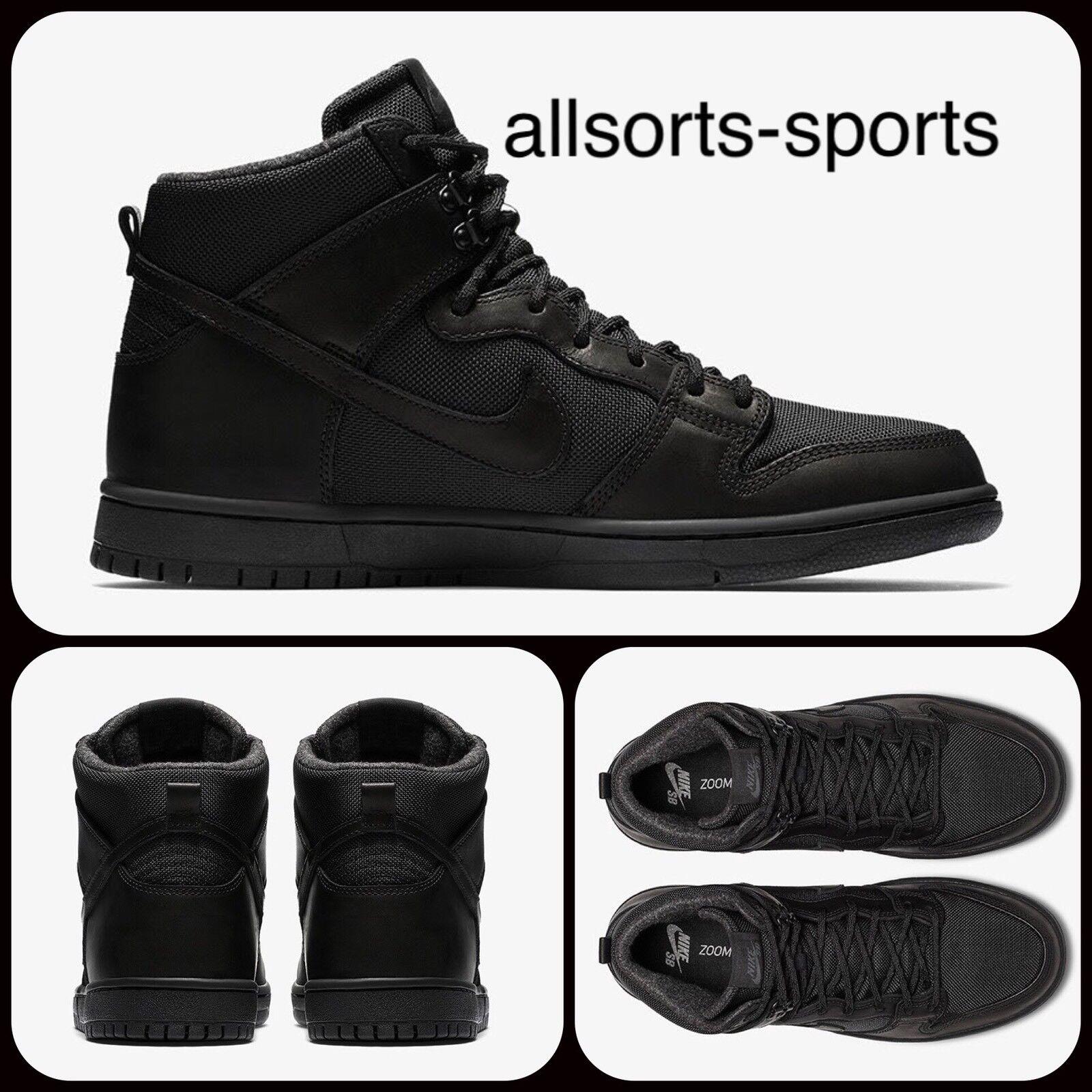 Nike SB Dunk Stivali Alti Pro