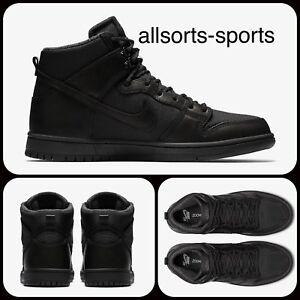 6 Sb Cuir Bottes Noir 001 Haute 923110 En 5 Nike bota Uk Dunk n8pXqdHqw1