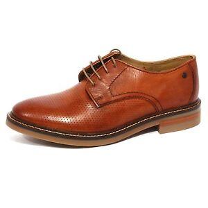 cuir Chaussures Uk 46 London perforᄄᆭes Eu Base 12 Marron perforᄄᆭes clair en Stanford VSzUMqp