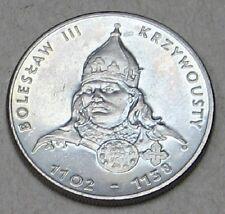 Poland / Polen - 50zl Boleslaw III Krzywousty