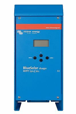 Photovoltaik-zubehör Heimwerker regler Charge Solar Mppt 70a 12/24/48v Bluesolar Victron With Traditional Methods Logical