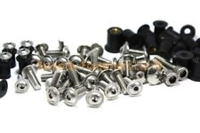 Kawasaki ZX10R 2004-2015 stainless steel chain adjuster bolts
