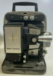 Vintage-Bell-Howell-Lumina-1-2-8mm-Projector-Not-Guaranteed-To-Work-AS-IS