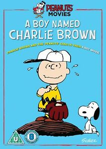 A-Boy-Detto-Charlie-Brown-Peanuts-Snoopy-DVD-Nuovo-DVD-FHED3356