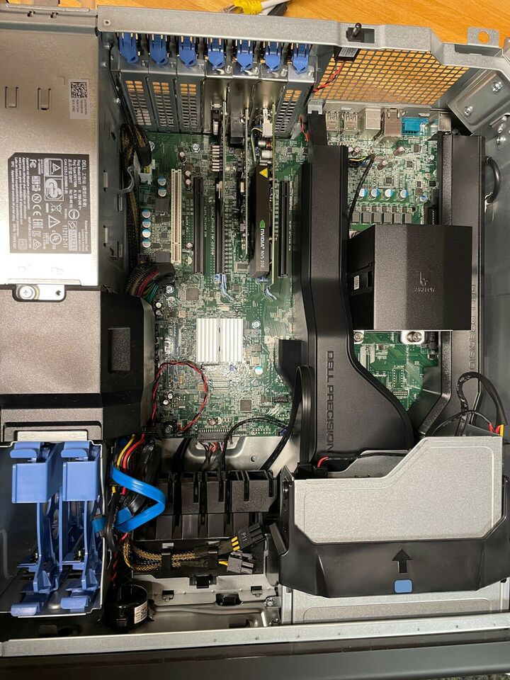 Dell, Precision 5810, 2,8 Ghz