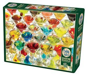 JackPine Puzzles 1000 pieces Jigsaw Puzzle - Martinis CBL80121