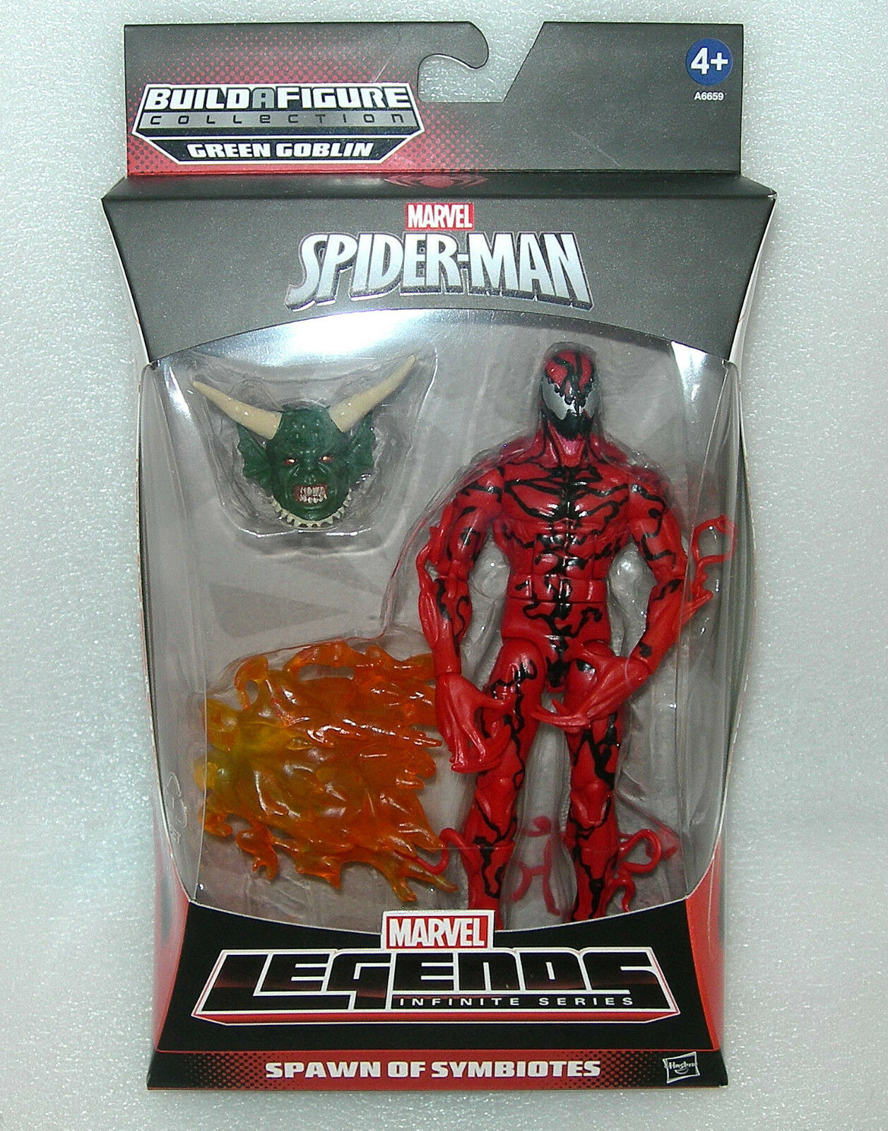 Marvel Legends Amazing Spider-Man Legends Marvel 6