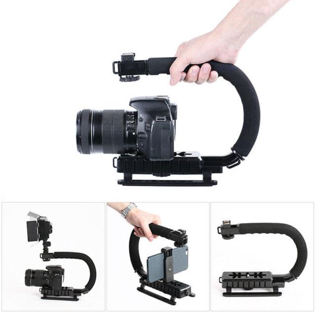 Pro Camera Stabilizer Steady Cam Handheld Steadicam For Camcorder DSLR GiFLA