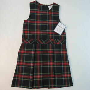 NWT-Becky-Thatcher-Jumper-Pleated-Dress-School-Uniform-Color-63-Model-94