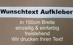 Wunschtext-Aufkleber-Auto-Domain-Beschriftung-Schriftzug-Cartattoo-bis-150cm