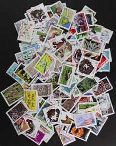 FRANCE-wonderful-collection-of-of-125-different-recent-used-stamps-nice-variety