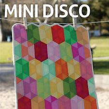 MINI DISCO QUILT PATTERN Uses Regular or Mini Hex N More Ruler JAYBIRD Facet
