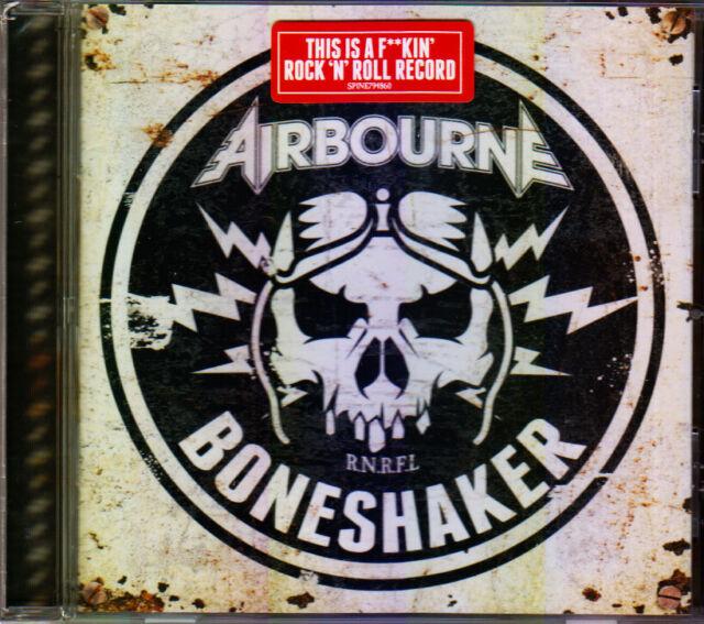 Airbourne Boneshaker CD 2019 Hard Rock New Sealed
