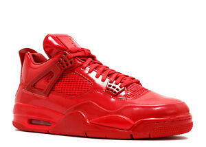 newest ccdd9 3f1a0 Image is loading Nike-Air-Jordan-11Lab4-University-Red-Patent-Leather-