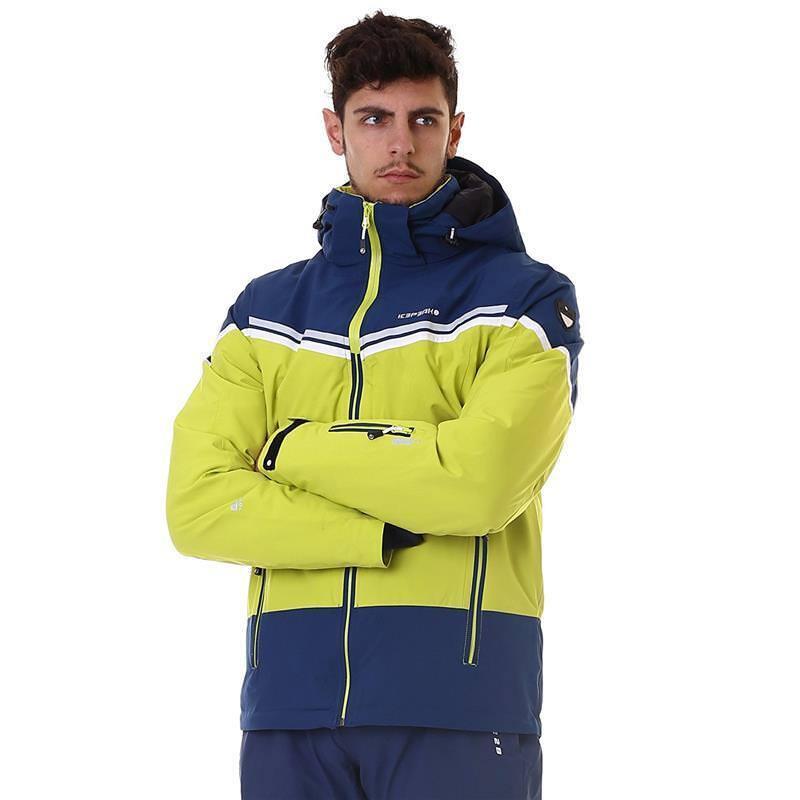 Icepeak Nick Ski- Snowboardjacke Herren hellgrün  149 99