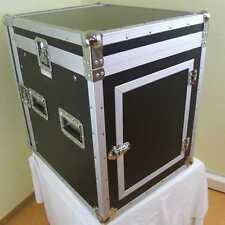 12/12 HE Kombi-Case PROFI Mixercase Winkelrack ALL-IN-ONE-Rack L-Rack DJ-Rack