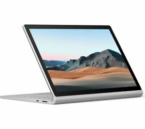 "MICROSOFT 13.5"" Surface Book 3 – Intel Core i5 256 GB SSD Platinum - Currys"