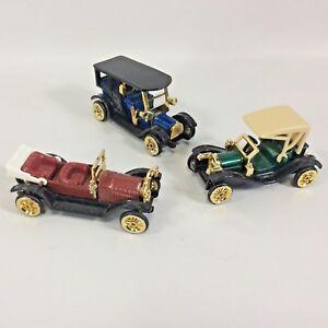 Set Of 3 Readers Digest Hi Speed Plastic Diecast Collector Cars Ebay