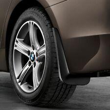 BMW OEM Front Mud Flaps 2011-2016 F10 Sedans 528i, 528iX, 535i 535iX 82162155858