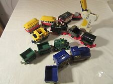 Fisher-Price Geotrax Remote Push Trains Vehicles Your Choice See Below