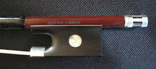 Violin Bow -JonPaul Carrera Model Silver-Mounted Carbon Fiber 4/4