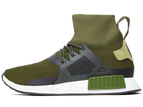 Green Cargo Olive Men Sizes: 7-11 2018 Adidas Originals NMD XR1 Winter Mid ®