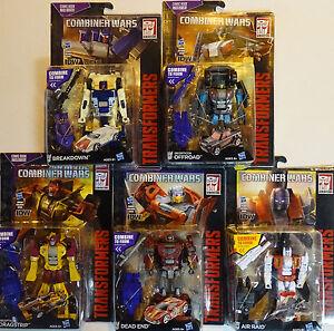 HASBRO® Transformers Generations Combiner Wars Deluxe Figuren Sortiment