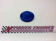 COSWORTH YB  DISTRIBUTOR BLANKING CAP  ALLY  WASTED SPARK BLUE ANODISED