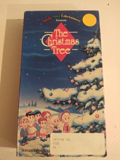 The Christmas Tree 1991.The Christmas Tree Vhs 1991 Rare