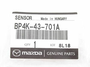 Mazda-BP4K-43-701A-Front-Abs-Sensor-2-Genuine-OEM-New