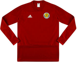 Scotland Adidas Official Player Issue Training Top 2018/2019 Season.  Size XL.
