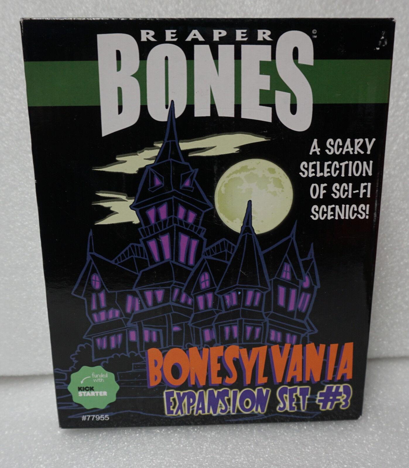 Conjunto de expansión Reaper huesos bonesylvania  3